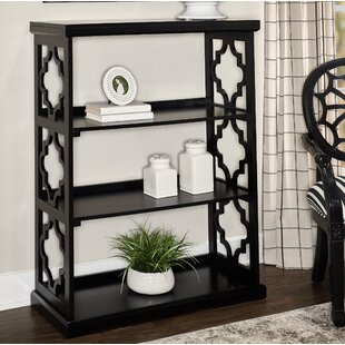 Read Reviews Diaw Standard Bookcase By House of Hampton