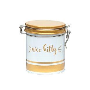Furbaby Cat 28 qt. Pet Treat Jar