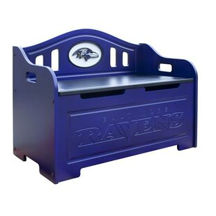 Fan Creations NFL Storage Bench