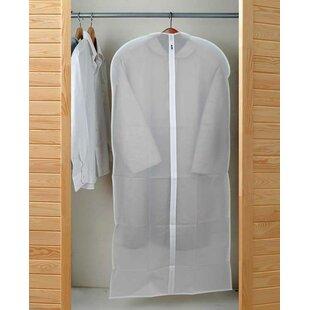 Comparison Peva Dress Garment Bag (Set of 3) ByHome Basics