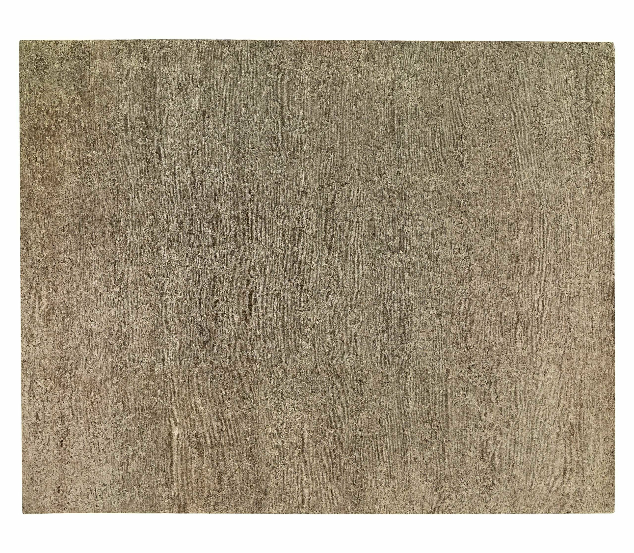 Tufenkian Abstract Hand Knotted Gray Area Rug Wayfair
