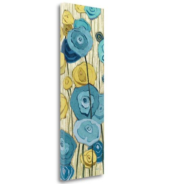 Tangletown Fine Art Lemongrass Wrapped Canvas Print Wayfair