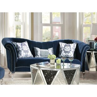 Everly Quinn Fourche Vintage Sofa