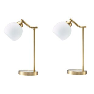 Nydia 20 Desk Lamp (Set of 2)