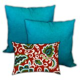 Svetlana Indonesian Paradise Indoor / Outdoor Pillow