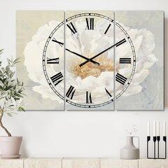Large Yellow Wall Clocks You Ll Love In 2021 Wayfair