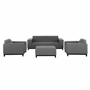 Dilorenzo 4 Seater Sofa Set By Ebern Designs