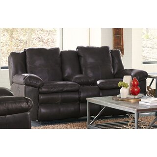 Aria Leather Reclining Loveseat by Catnapper SKU:BE472375 Purchase