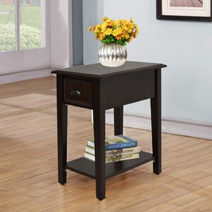 Dale End Table by Alcott Hill