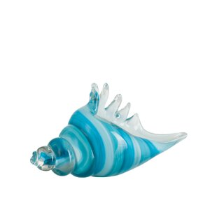 Zoar Glass Paper Weight By Breakwater Bay