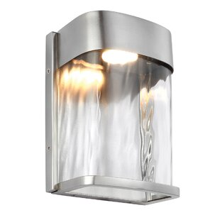 Kenmar LED Outdoor Flush Mount By Sol 72 Outdoor