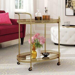 Zavier Bar Cart by Willa Arlo Interiors