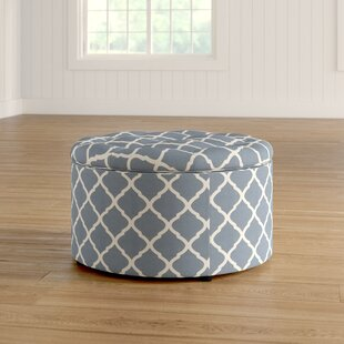 Russellville Storage Ottoman by Alcott Hill