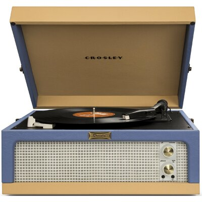 Dansette Junior Portable Record Player Crosley Electronics
