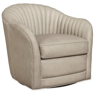 Nereid Swivel Barrel Chair