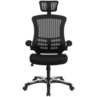 Wyckhoff High-Back Mesh Executive Chair by Symple Stuff