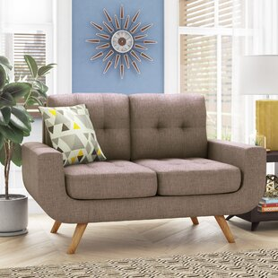 Bilski Tufted Loveseat