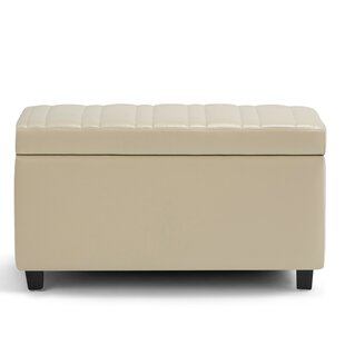 Oralie Large Storge Ottoman by..