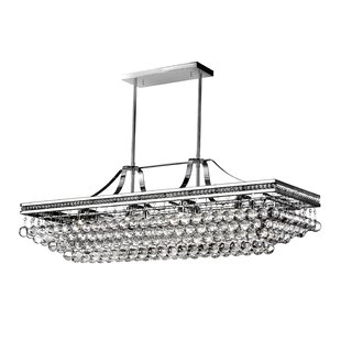 Seraphina 10-Light Crystal Chandelier by ..