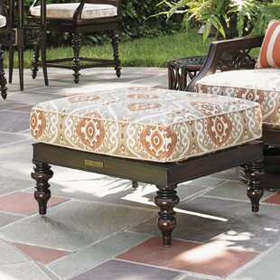Tommy Bahama Outdoor Royal Kahala Ottoman..