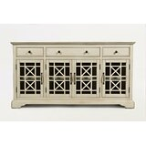 Flores TV Stand for TVs up to 60 by Rosecliff Heights