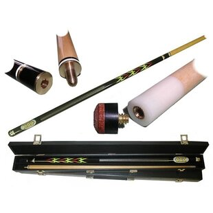 Blazing Pool Cue (Set of 2) by Trademark Games