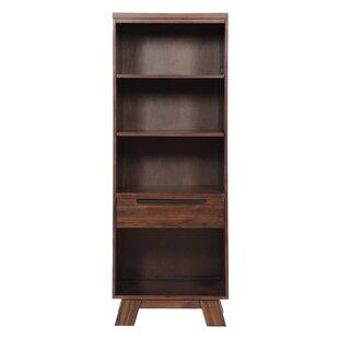 Barb Wooden 4 Open Shelf TV Stand by Corrigan Studio