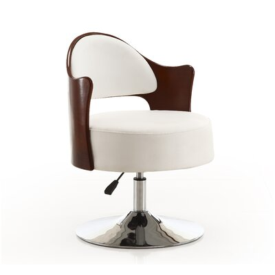 Barrel White Accent Chairs You Ll Love In 2020 Wayfair