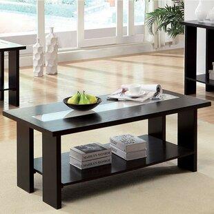 Rejali Coffee Table with Storage by Orren Ellis