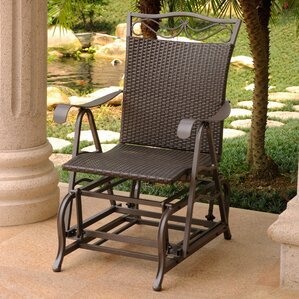 Meetinghouse Patio Glider Chair