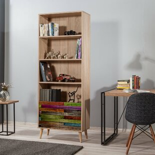 Dacula Bookcase By Bloomsbury Market