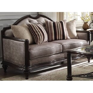 Shop Ortega Loveseat by Canora Grey