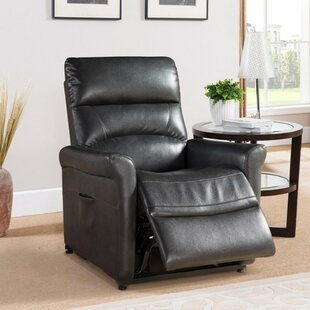 Liviana Leather Power Recliner