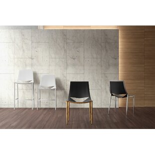Sloane 30 Bar Stool Modloft Black