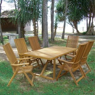 Lilly Folding Solid Wood Dining Table by ..