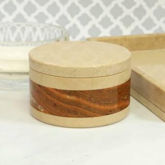 Charlton Home Meda Lidded Jar Wayfair