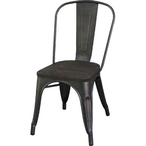 Solid Wood Dining Chair (Set of 4) by !ns..