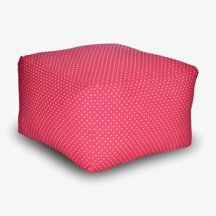 Mini Dot Square Pouf by The 1st Chair