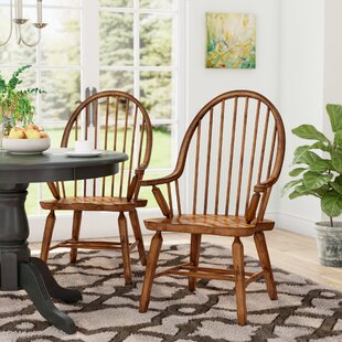 Compare prices Industry Bow Back Arm Chair by Greyleigh Reviews (2019) & Buyer's Guide