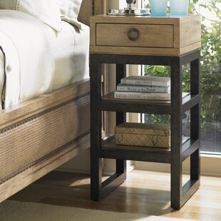 Best Reviews Monterey Sands 1 Drawer Nightstand by Lexington