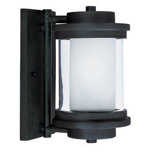 Low priced Percival 1-Light Outdoor Sconce By Brayden Studio