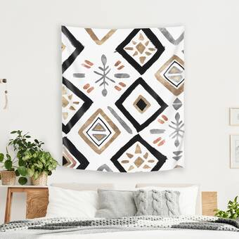 East Urban Home Buffalo Bill By Chelsea Victoria Tapestry Wayfair