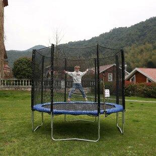 430cm Trampoline Safety Net By Freeport Park
