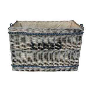 Jaqueline Log Carrier By Union Rustic