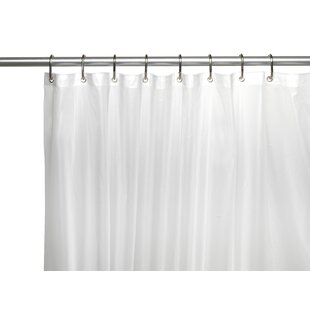Extra Long Shower Liner Clear