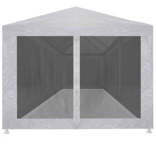 Borman 9m X 3m Steel Patio Gazebo By Sol 72 Outdoor