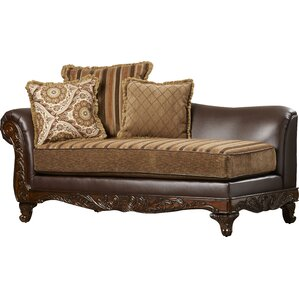 Serta Chaise Lounge by Astoria Grand