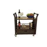 Horrell Bar Serving Cart