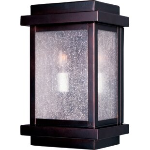 Longshore Tides Gebremariam 2-Light Outdoor Flush Mount