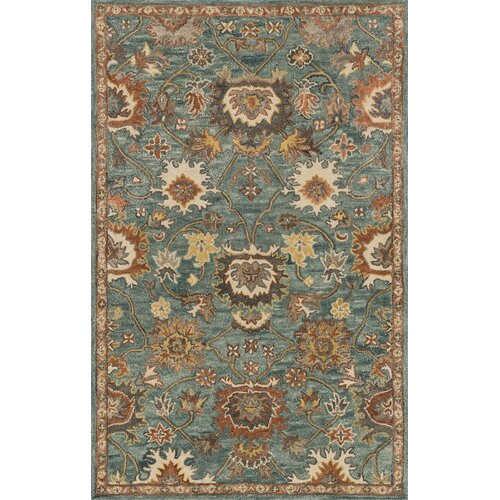 Darby Home Co Durkee Hand Hooked Wool Gray Area Rug Reviews Wayfair